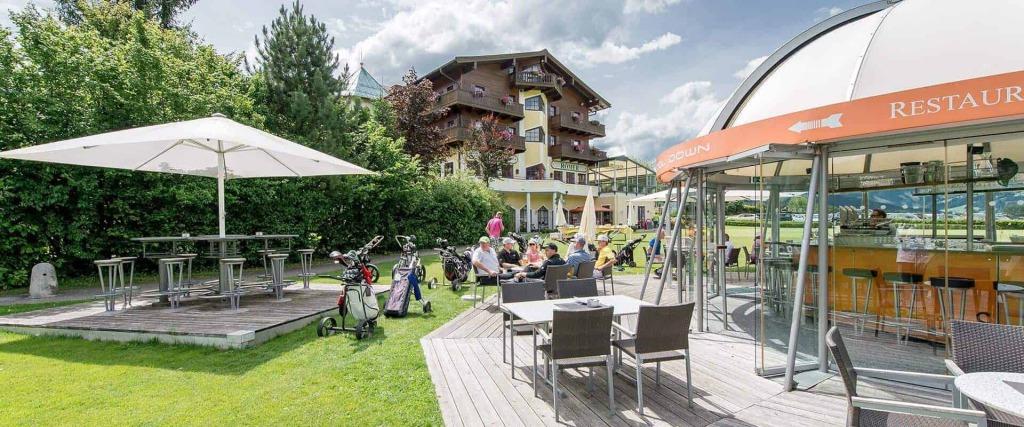 Golf Unlimited ✰ Hotel Zum Jungen Römer in Radstadt ✰ Das Hotel im Herzen vom Salzburger Land ✰