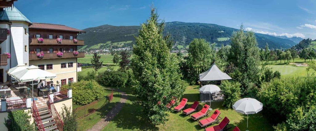 Golf Alpin ✰ Hotel Zum Jungen Römer in Radstadt ✰ Das Hotel im Herzen vom Salzburger Land ✰